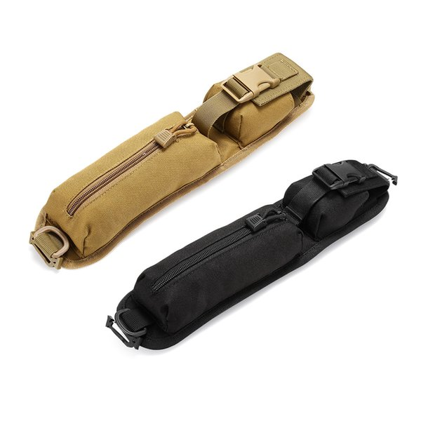 Molle Tactical Sundries Accessory Bag Backpack Shoulder Strap Belt Pouch Outdoor Camping EDC Kits Tools Bag