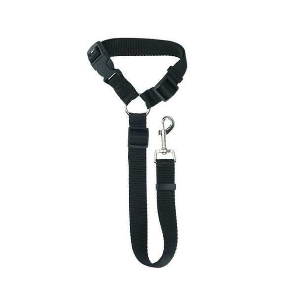 dog collar Qualified Safety Pet Cat Dog Car cachorro Seat Belt mascotas Seatbelt Harness Lead Clip For