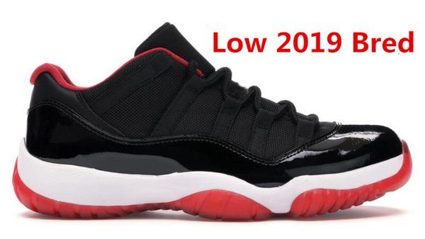 Low 2019 Bred