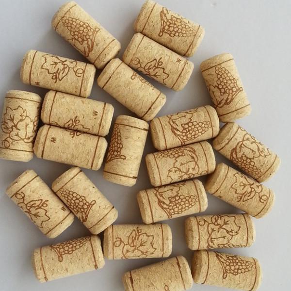 Großhandel ROT Weinkorken Stopper Wiederverwendbare Kreative Funktionelle Abdichtung Weinkorken Champage Flasche Abdeckkappe 21 * 37mm