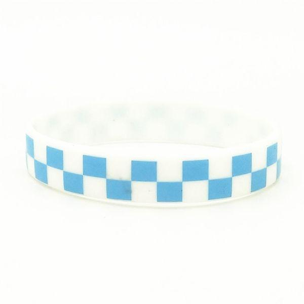 19cm&Multi&Blue White Zinc Plated