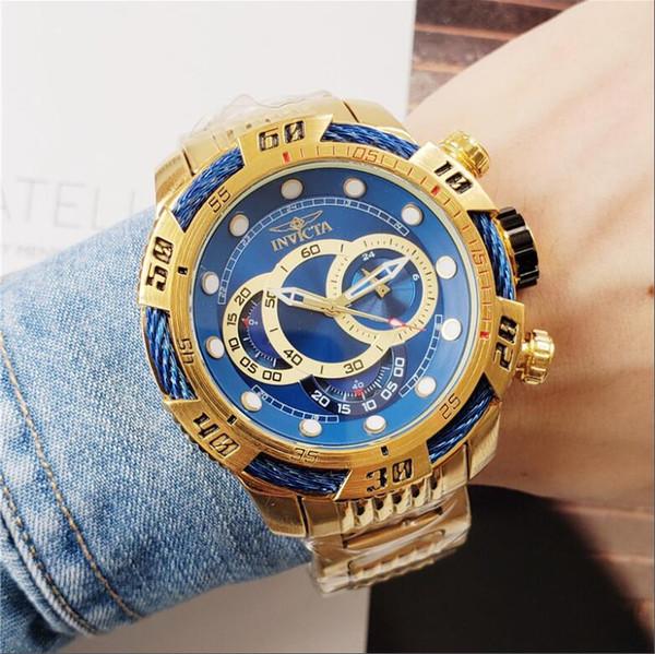 الذهب + الأزرق