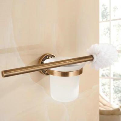 اللون: فقط فرشاة المرحاض