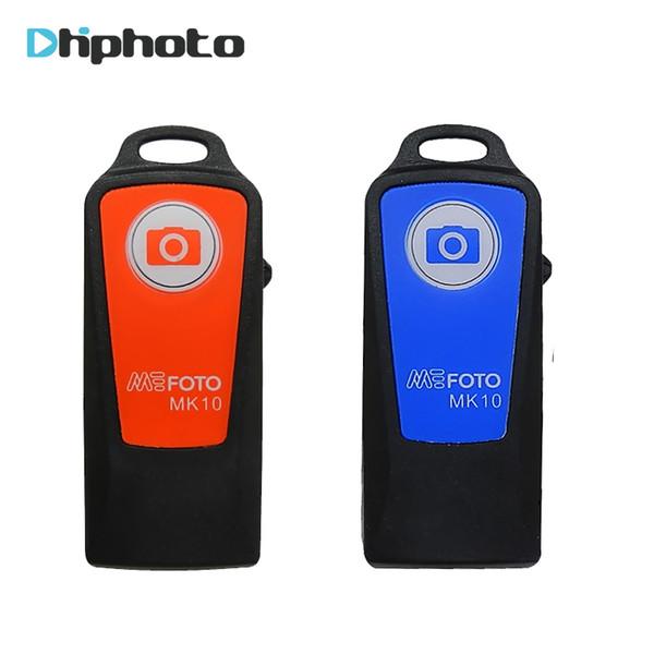 Stick für Selfie Original Benro Wiederaufladbare Bluetooth-Shutter-Fernbedienung für Benro-Stativ Selfie Stick MEFOTO MK10 auf Lager