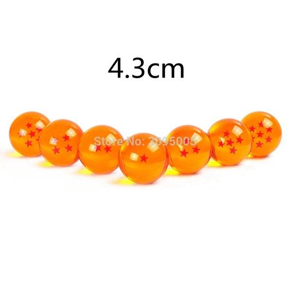 4,3 centímetros Orange Nenhuma Box