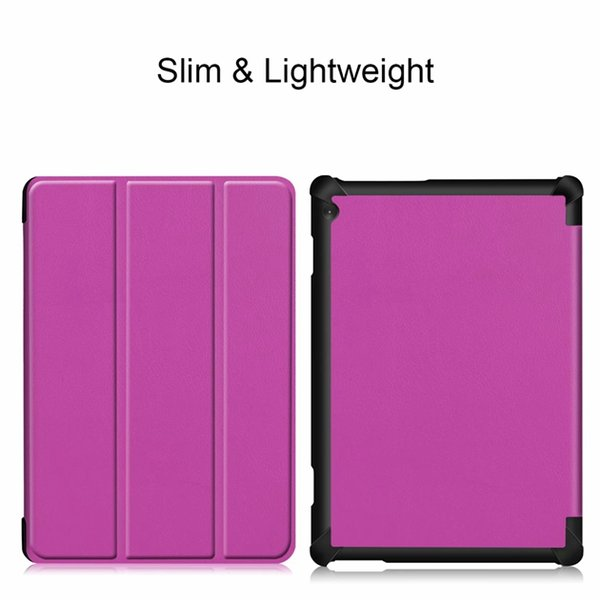For Kindle Paperwhite PU Leather Case Ultra Slim Protective