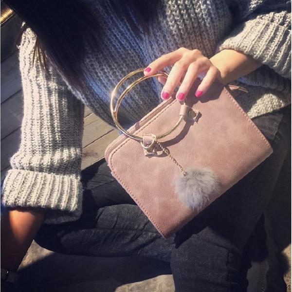 Brand designer ladies round handbag new retro mini platinum crossbody bag luxury multi-function zipper shoulder bag