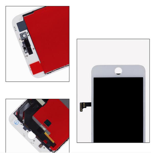 Экран iphone 8 plus Сборка ЖК-панелей класса A +++ ЖК-дисплей с сенсорным экраном Diplay с рамкой