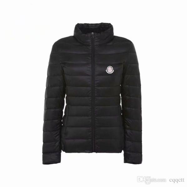 top popular New women plus size long sleeve warm light down padded winter jacket women parkas for women winter coat fashion jacket 2019