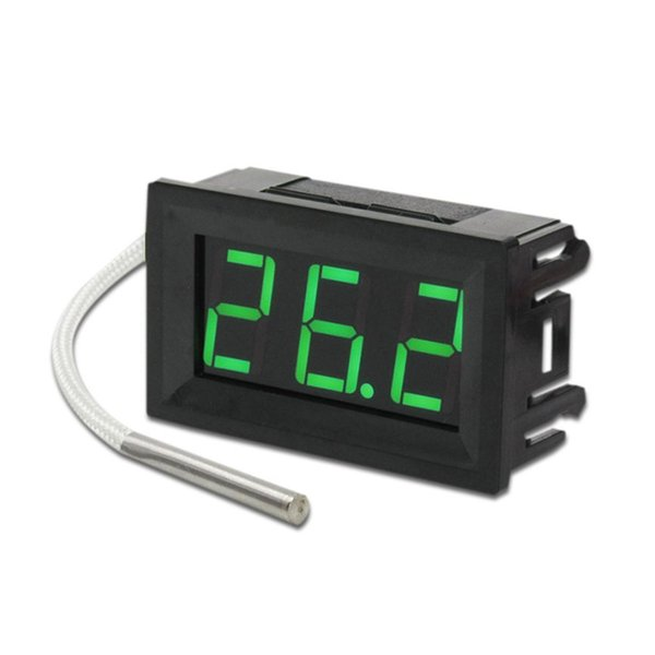 Mini Portable Thermocouple Meter LED Display Industrial Digital Thermometer -30 ~ 800 K-Type Industrial Gauge XH-B310