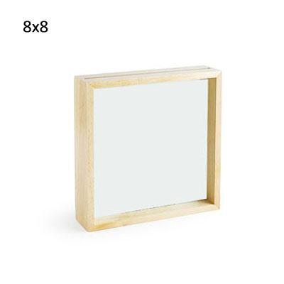 8x8 인치