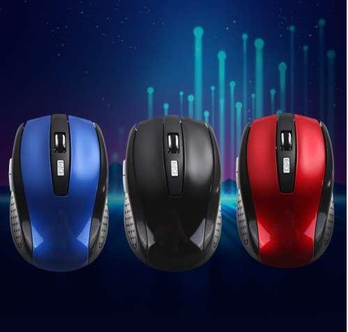 Mouse Sem Fio Portable 2.4Ghz Wireless Optical Gaming Mouse Gamer Mice For PC Laptop Pro Gamer Computer Mouse High Quality