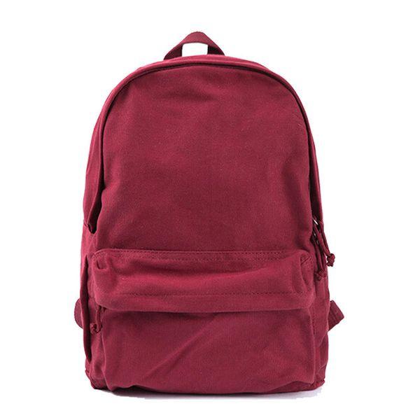 Casual Canvas Backpack Women Large Capacity Travel Backpacks Bookbags School Bags For Teenage Girls Rucksack Female Mochila