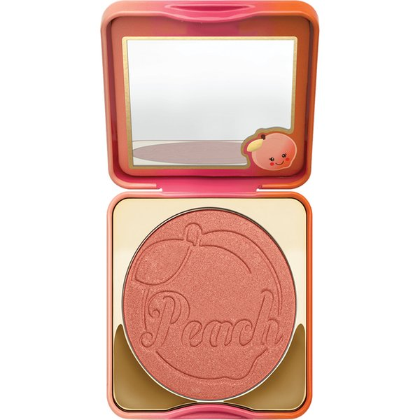 Flesh Beauty Too Face Makeup Beauty Papa Don't Sweet Peach Blush Long lasting Pressed Powder 9g