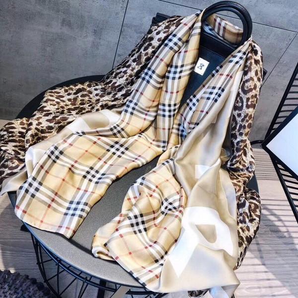 2020 женщин шарф мода женщин классический хлопок шарф спринт теплый мягкий кисточкой мода размер 190 * 80 см женщин длинный платок обернуть Scarv20
