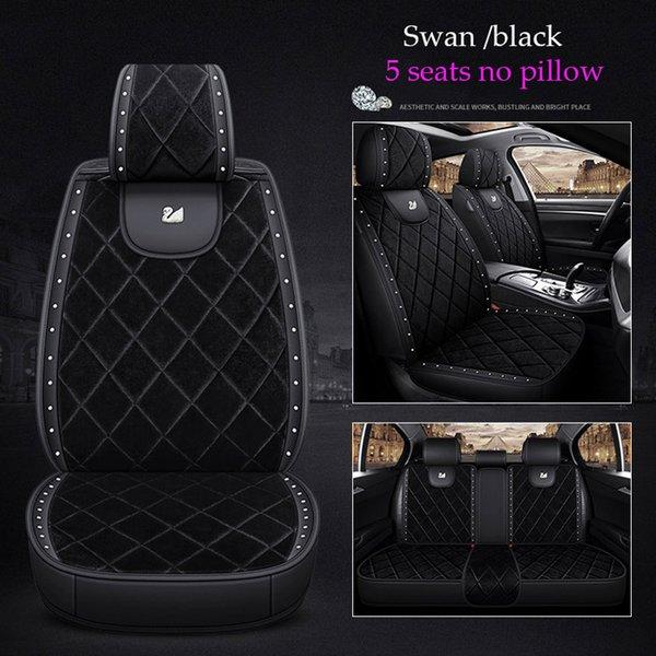 Swan siyah 01