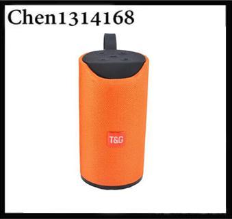TG113 Outdoor Speaker BT Portable Speaker Wireless Mini TF Card and USB Disk Loudspeaker