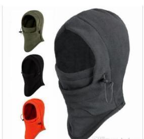 1 Kadife Kumaş Kış Rüzgar tıpa Yüz Şapka Sonbaharda Maskeler 6 ve kış moda şapka Açık Kayak Maskeler Bisiklet Cyling kasketleri.