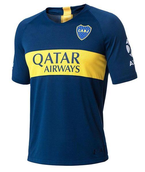 Final Libertadores 2018 2019 Boca Juniors Jersey Home Away Pavon GAGO TEVEZ ABILA Benedetto Cardona Match football shirts