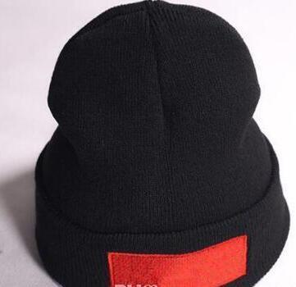 WEWEXLsupreme hop hips Men and Women's winter beanie hats Stripes Ski Cap Unisex Knitted Wool Beanies Hat bonnet warm cap