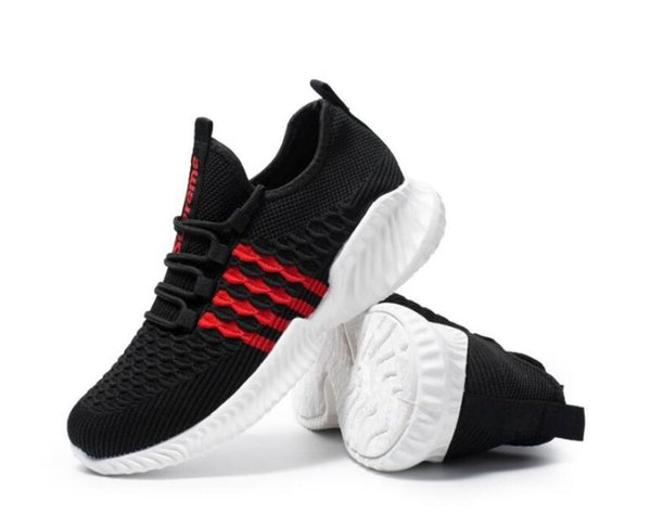 Мужская обувь 2019 весна лето мужчины повседневная обувь дышащая мужская сетка обувь для ходьбы кроссовки кроссовки дышащий мягкий