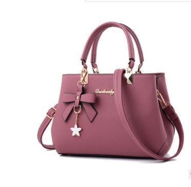 Female bag vogue of new fund of 2019 han edition single shoulder bag, leisure bag spring inclined shoulder bag ladies handbags handbags