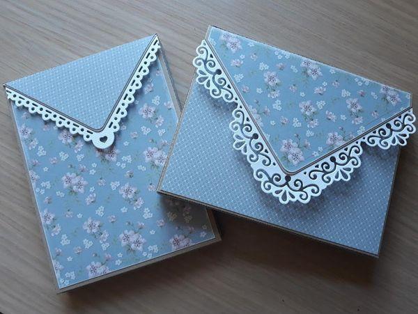 Metal Cutting Dies Lace Heart Border Gift Box Stamps Die Scrapbooking Nouveau 2019 Artisanat Die Cut Gaufrage Gaufrage Stencil Papier Carte Faire T190708