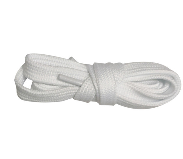 fujin brand1 Pairs* Shoeslaces White Shoes Accesories Cheapest Price Dropshipping Gifts 0628-3 5pcs stock