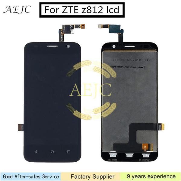 LCD pour ZTE Z812 LCD écran tactile Assemblée Digitizer téléphone mobile Outils gratuits Shiping rapide 100% testé