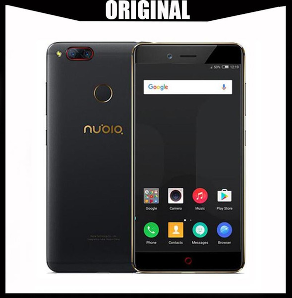 Global Firmware ZTE Nubia Z17 Mini 4GB/6GB RAM 64GB ROM Mobile Phone Snapdragon652 Cellphone Dual Rear Cameral FDD LTE 4G NFC