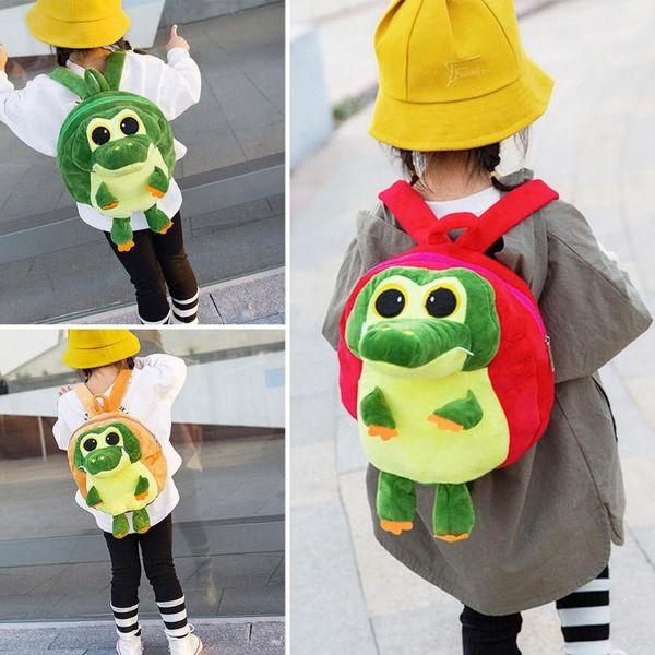 Cute Kids Boys Girls Backpack Cartoon Fish Children Shoulder Kindergarten lovely Satchel Toys Gifts School Bags