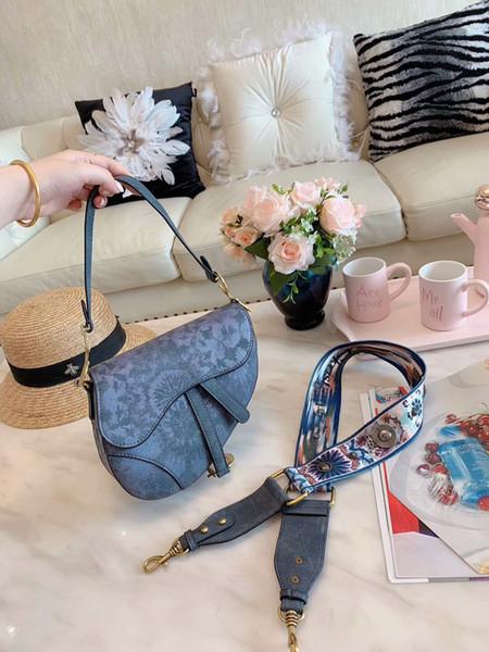 Novas mulheres impressão saco graffiti contrato europeu e americano moda palhaço cor bolsa design designer sacos de ombro bolsa