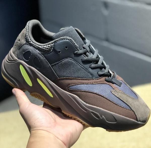 Compre Designer Shoes Adidas Yeezy Boost 700 Malva Para Correr Zapatos Para  Hombre De Mejor Calidad Ola Corredor 700 Kanye West Diseñador Zapatillas ...