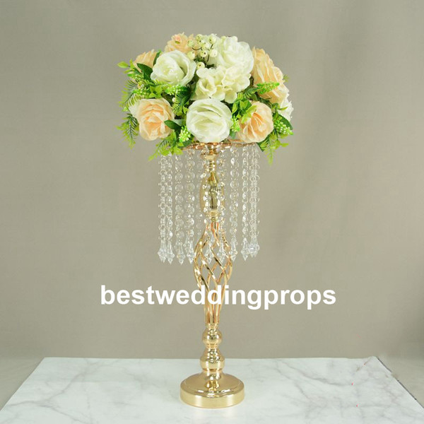 new style Candle Wall Birthday Double Rod Backdrop Pipe And Drape flower wall For Wedding best01083