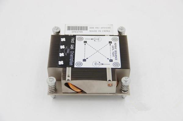 FOR IBM radiator fins X3620M3 X3630M3 Server 69Y4249 69Y0799 Heatsink