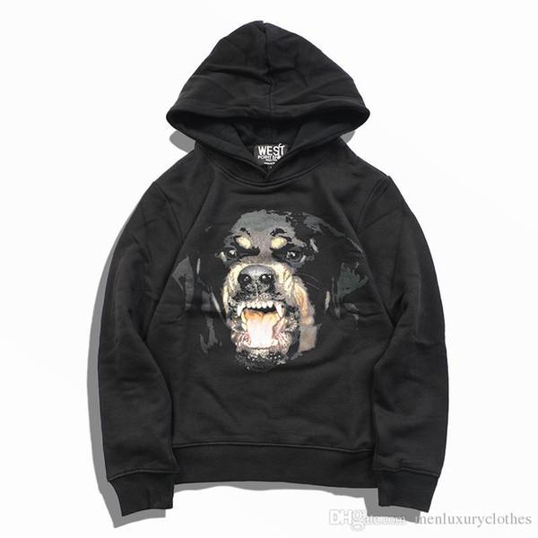 Mens Herbst Marke Kleidung Designer Sweatshirts Mit Kapuze Oansatz BIG DOG Printed Hoodies Pullover