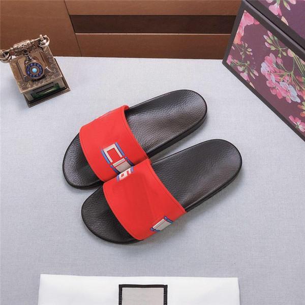 Designer Femmes Hommes Flip Flop De Luxe Unisexe Pantoufles Grand Logo EVA En Plein Air Sandales De Luxe Casual Été Chaussures Plage Chaussures De Vacances Sandales