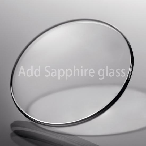 Add Sapphire glass