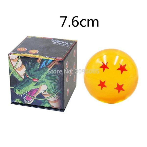 7,6 centímetros O 4S Com Box