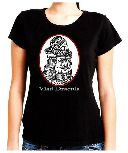 Оригинальный вампир Влад Дракула Цепеш женщин Babydoll рубашка оккультизм одежда