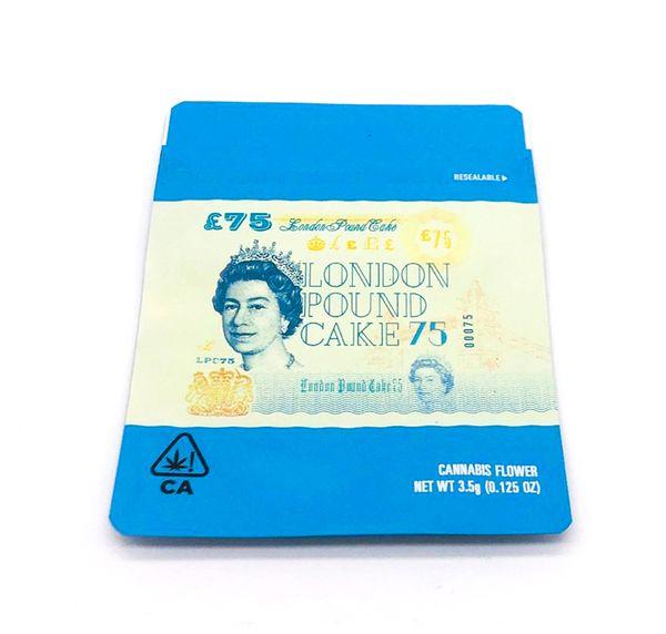 Sac à biscuits 75 London Pound