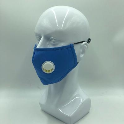 blue(white valve)