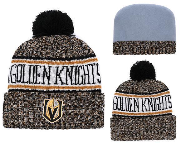 Vegas Altın Knights şapka Buz Hokeyi Örgü Kasketleri Nakış Ayarlanabilir Şapka Işlemeli Snapback Spor Örgü şapka 067 Caps