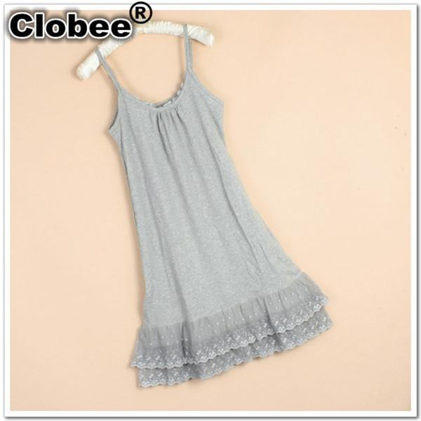 Mori Girl Style Lolita Vintage Spaghetti Strap Lace Basic Dress Women Cothing Summer Dresses Vestidos Oncinha Faldas 4xl Ad2 Y190427