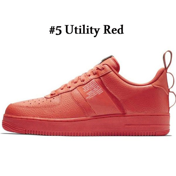 A5 Utility Red