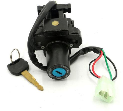 2019 Motorcycle Ignition Switch Lock Key Set For Honda Cbr600 F4i