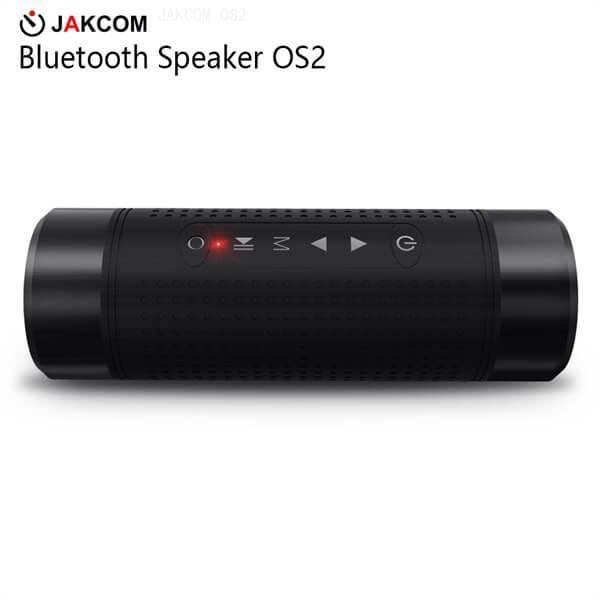 JAKCOM OS2 Outdoor Wireless Speaker Hot Sale in Portable Speakers as 2018 best seller wall covering gold electrical batteries