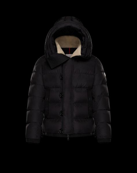 Top-Winter-Fourrure unten Parka Homme Jassen Daunejacke Oberbekleidung mit Kapuze Fourrure Manteau Kanada Daunenjacke Mantel PYRENEES Hiver Doudoune
