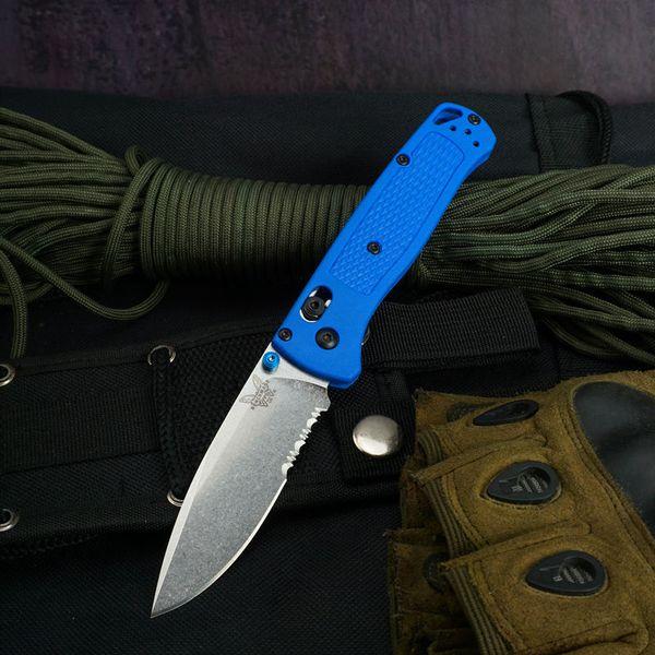 blue half blade