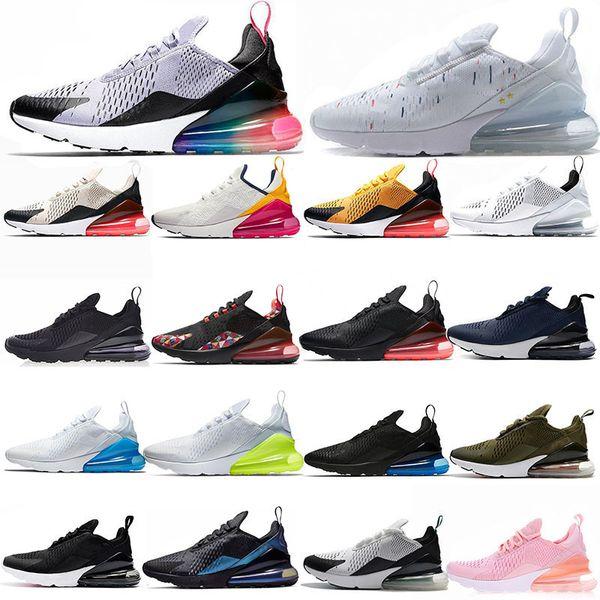2019 270 Cushion Sneaker Designer Shoes 27c instrutor Road Star Ferro Sprite 3M CNY Man Geral para mulheres dos homens 36-45 Com Box